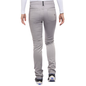 Black Diamond Stretch Font - Pantalones de Trekking Mujer - gris